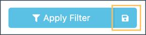 Saving filter options as a segment